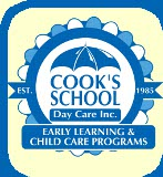 Cook's School Day Care Inc. logo