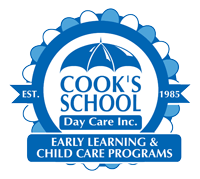 Cook's School Day Care Logo